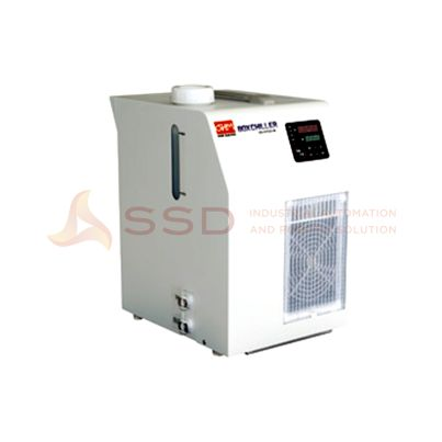 Environmental OHM Electric - Box Chiller BCU-01P220-AW distributor produk otomasi dan robotik qse ohm box chiller bcu 01p220 aw
