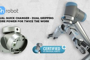 On Robot  End Effector